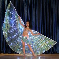 propforgirl, Cosplay, ledwing, Belly Dance