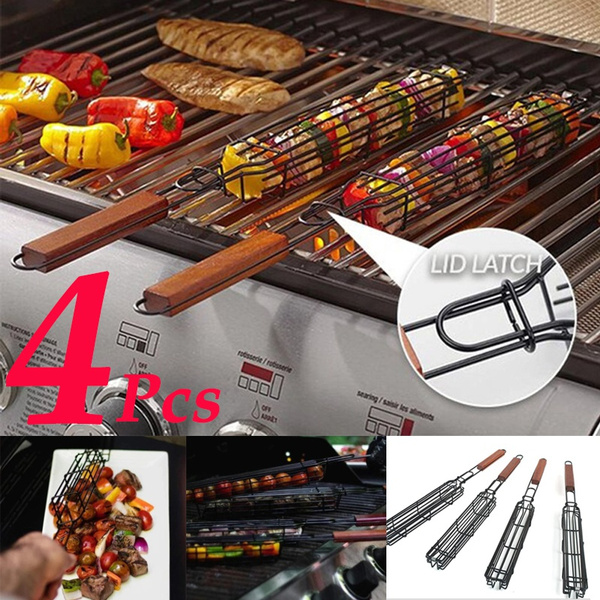 Steel, Grill, grillmesh, Outdoor