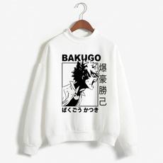 autumnhoodie, myheroacademia, katsukibakugosweatshirt, Tops