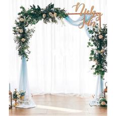 archdoorforwedding, weddingpartydecor, flowerarch, gardenfloraldecor