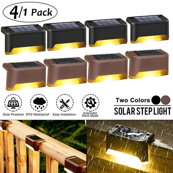 solarsteplight, Patio & Garden, led, solarstairlight