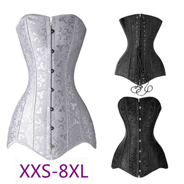 overbust, Plus Size, Cosplay, Corset