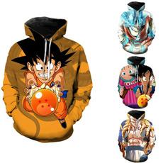 Couple Hoodies, Fashion, coolhoodie, Dragon Ball Z