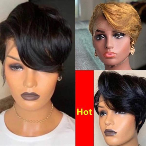 wig, hair, Shorts, Hair Extensions