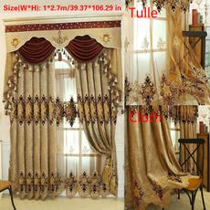 europeanembroiderycurtain, tulle, curtaincloth, netscurtain