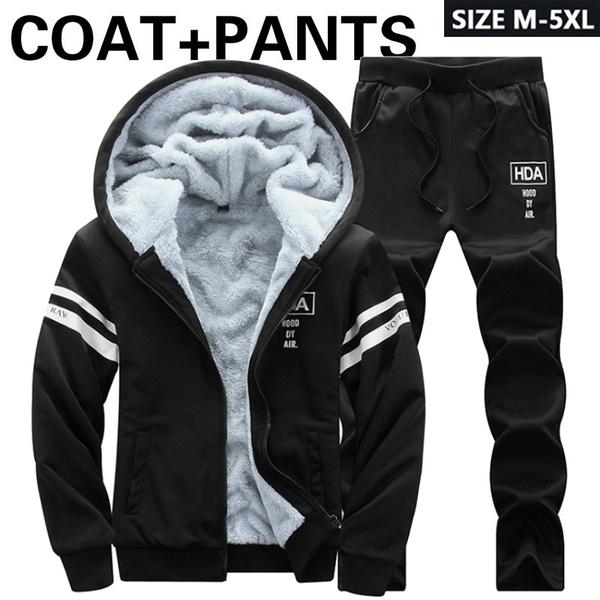 hoodedsuit, Fleece, hooded sweater, Winter