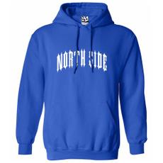 northside, hooded, north, Color