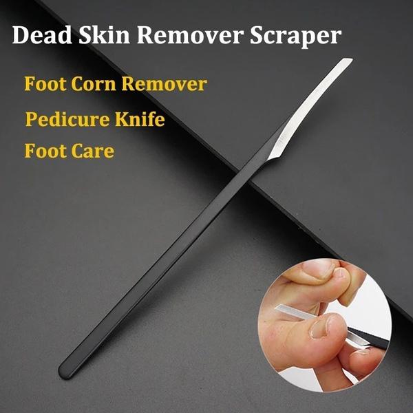 Steel, pedicurescraper, Pedicure Tools, skincleansing