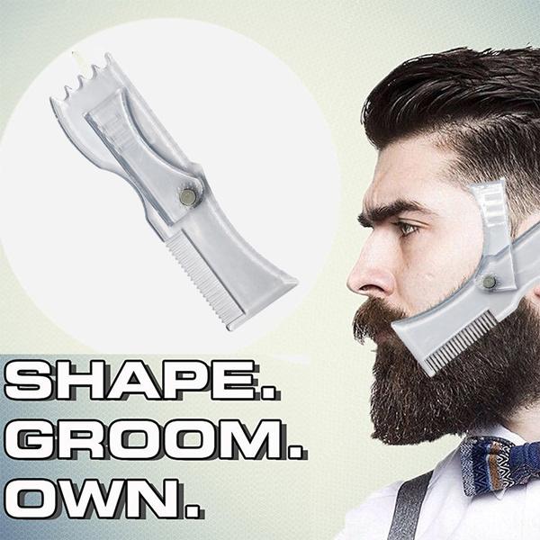 beardshaper, beardmodelingtool, Tool, Men