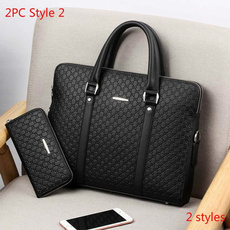 Shoulder Bags, Bags, leather, Laptop