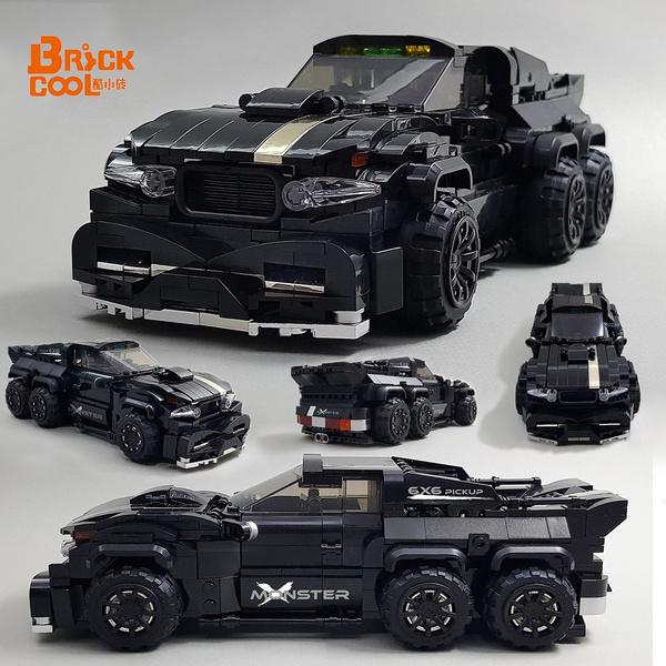 carmodel, Toy, 6x6truck, exymonsterx