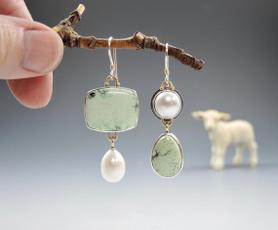 Antique, DIAMOND, Genuine, Jewelry