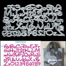 album, stencil, Scrapbooking, metalcuttingdie