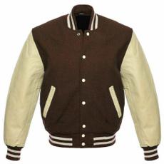 mensvarsityjacket, brown, jacketforsale, Sleeve