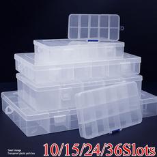 Box, partsgridbox, jewelry box, Storage