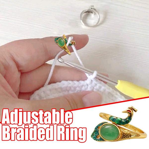 thimblering, Steel, Sewing, Knitting