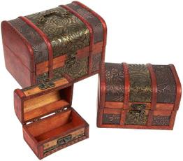 Box, woodentreasurechestbox, Toy, decorativebox