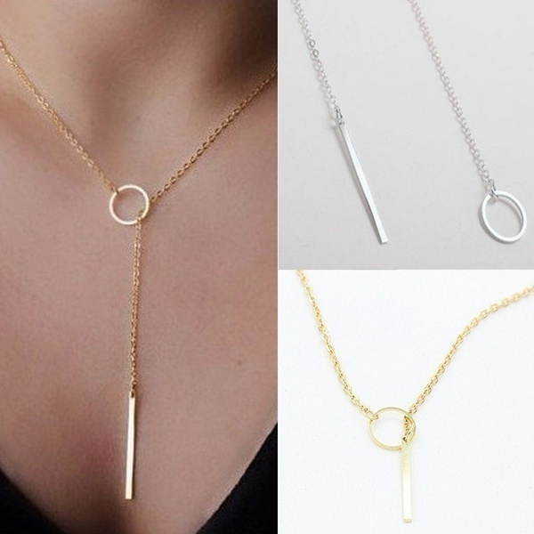 Chain Necklace, Jewelry, Chain, gold
