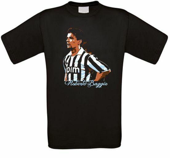 milan, Italy, Shirt, baggio