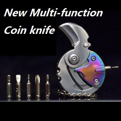 Mini, Multi Tool, Folding Knives, edctool