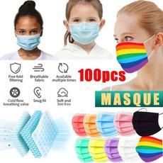 3lager, justerbarmask, masquespourenfant, kirurgiskansiktsmask