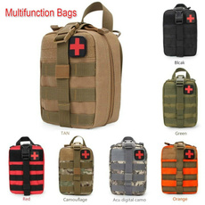First Aid, medicalpouch, Waist, Hunting