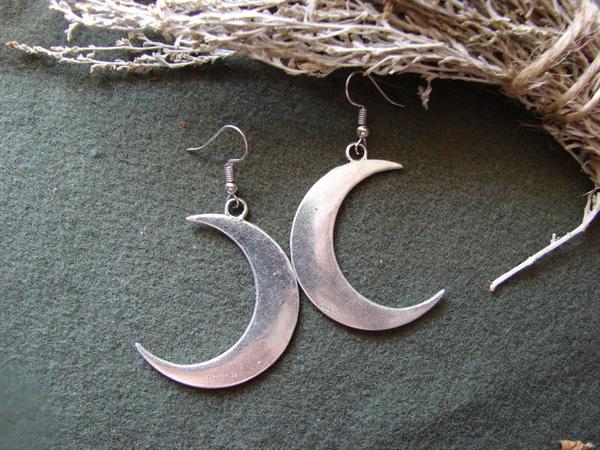 wiccan, Goth, Woman, Jewelry