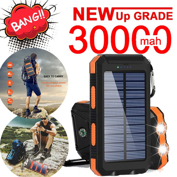 Flashlight, Battery Pack, Battery Charger, Gifts