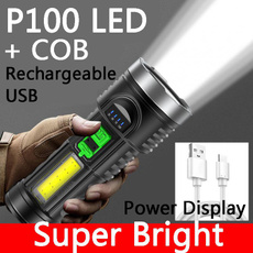 Flashlight, tacticalflashlight, led, usb