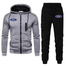 Men's Hoodies & Sweatshirts, fordlogoclothing, autumn and winter, pants