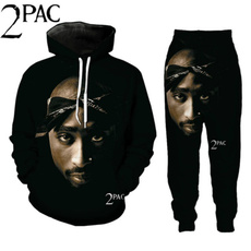 3D hoodies, Fashion, tupac, 2pachoodie