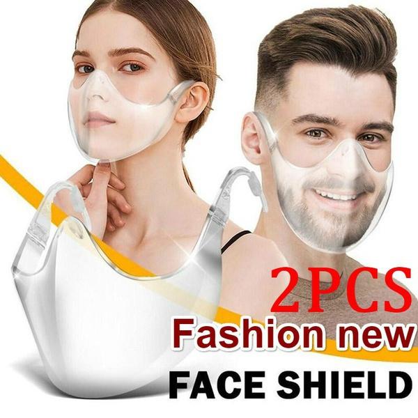 Protective, shield, faceshield, antidropping