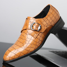 crocodileshoe, weddingshoesformen, casual leather shoes, men's fashion shoes