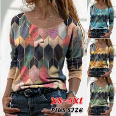 blouse, Plus Size, Tops & Blouses, Sleeve