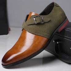 men's flats, Fashion, men's fashion shoes, genuine leather