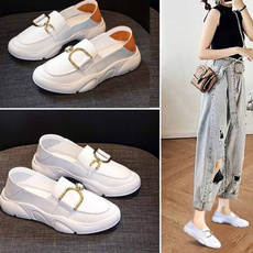 loafersforwomen, wedge, Sneakers, Fashion