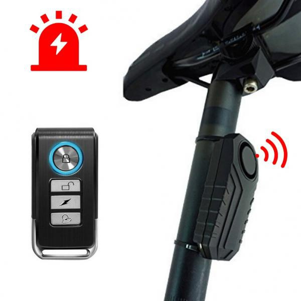 Bikes, Remote, Electric, vibration