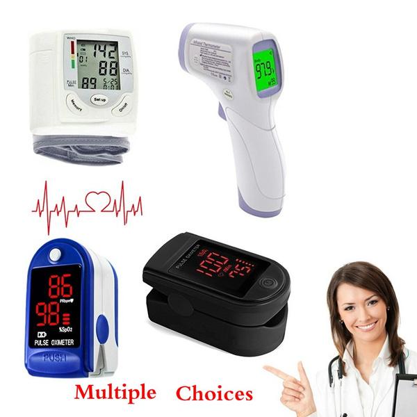 Temperature, Family, bloodoximetertester, foreheadgun