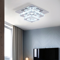 Lamp, ledceilinglight, ceilinglamp, squareceilinglustre