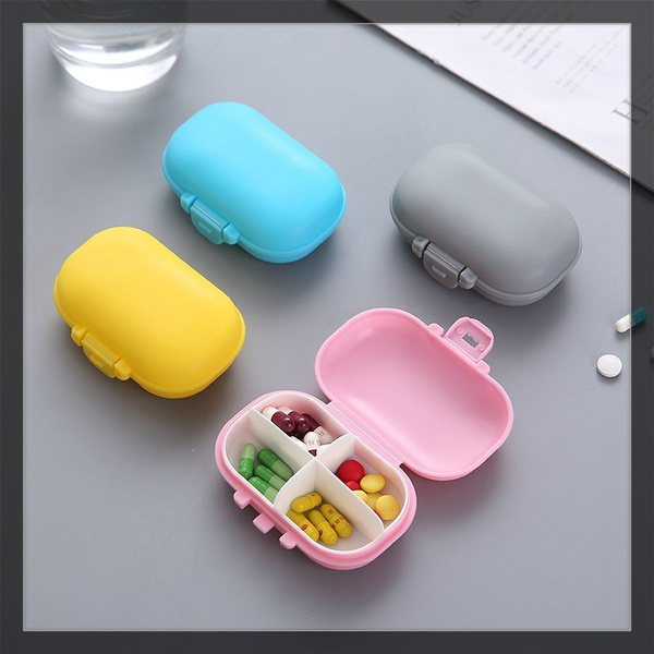 Box, Mini, pillbox, portable