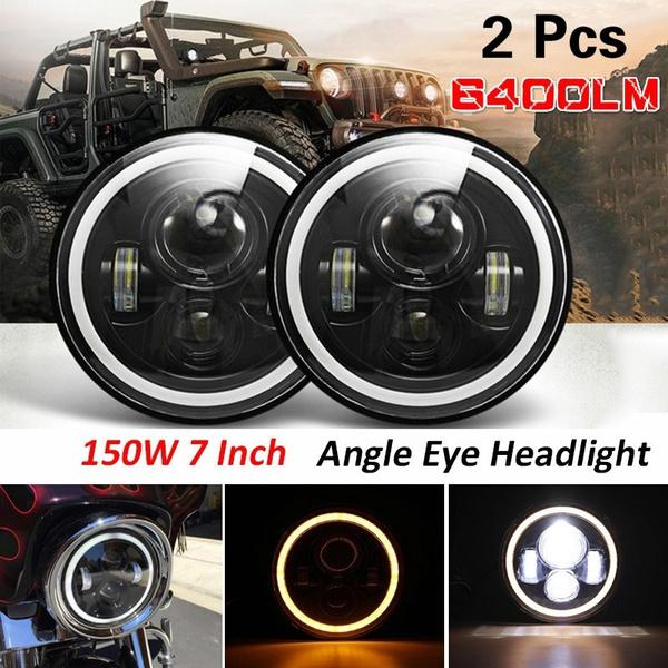 jeeplight, wrangler, LED Headlights, led