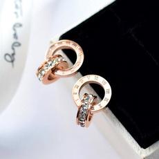 Steel, Fashion, stainless steel earrings, Jewelry