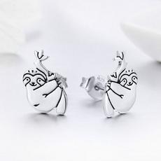 hardjewelry, Sterling, Jewelry, Stud Earring