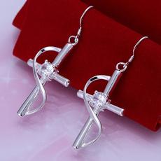 Sterling, Fashion, Jewelry, Earring