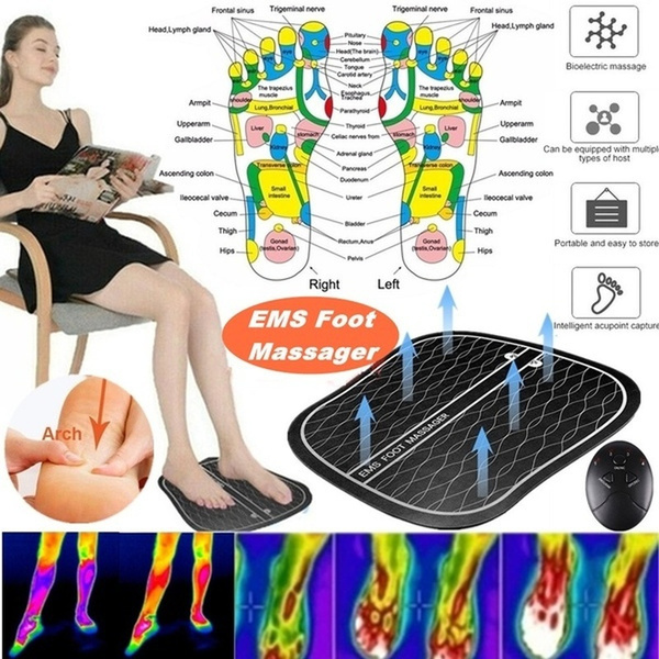 em, footmassager, footpad, electricfootmassage
