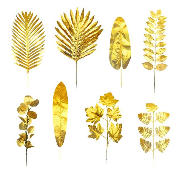 artificialgoldleave, silkartificialplant, goldartificialleave, Jewelry
