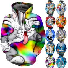 Couple Hoodies, Fashion, coolhoodie, bugsbunny