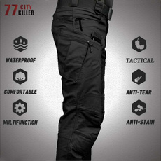 trousers, multiplepocket, Hiking, Casual pants