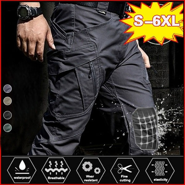 Outdoor, Hiking, men trousers, Army
