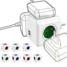 euplugsocket, powercube, chargingdock, powerstrip
